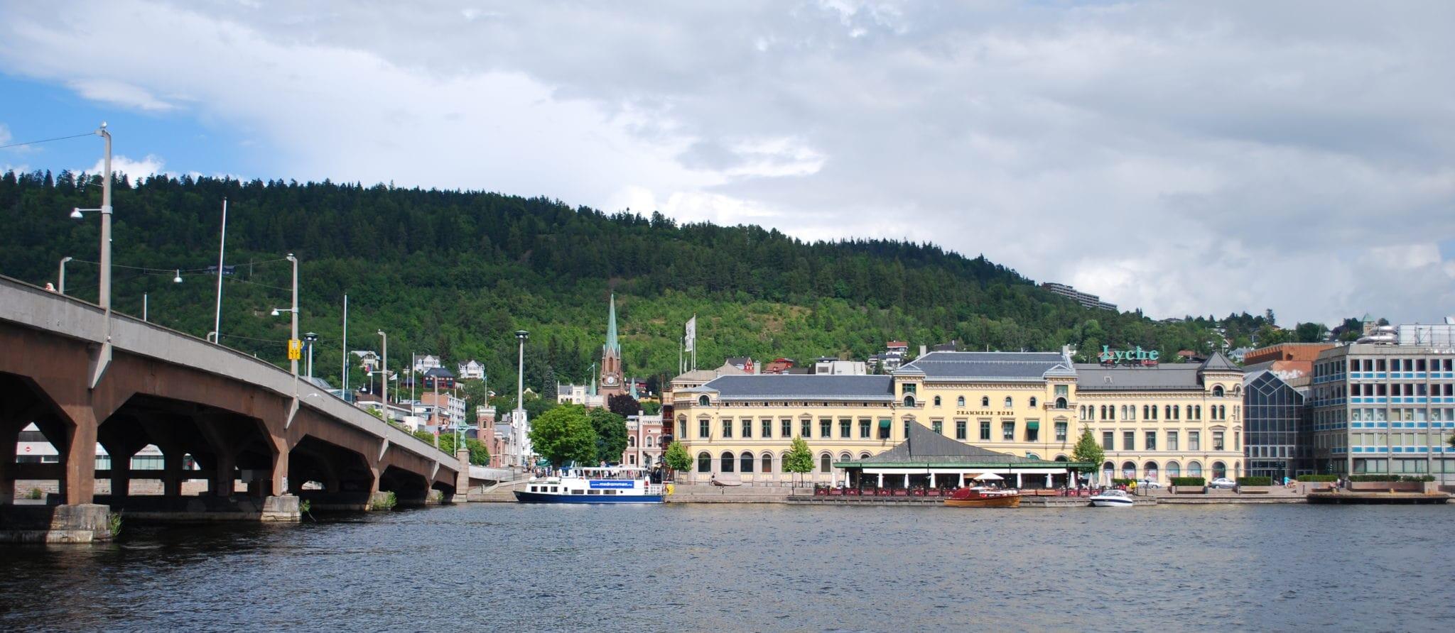 Bredbånd Drammen
