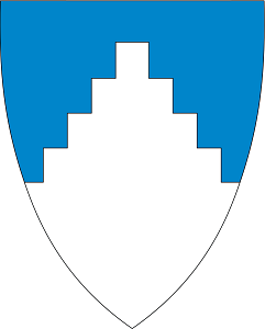 bredbånd i Akershus og bilde av fylkesvåpen