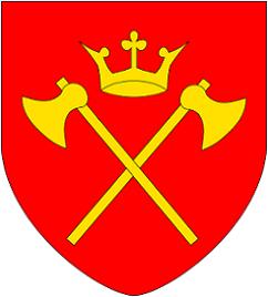 bredbånd i Hordaland og bilde av fylkesvåpen