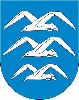 bredbånd i Haugesund og bilde av kommunevåpen