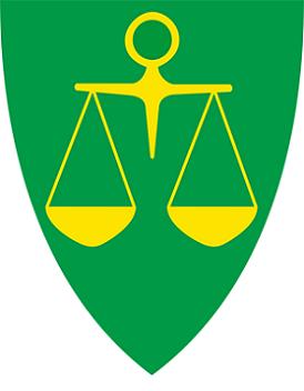 bilde av bredbånd Råholt og kommunevåpen