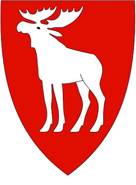 bilde av bredbånd Brumunddal og kommunevåpen