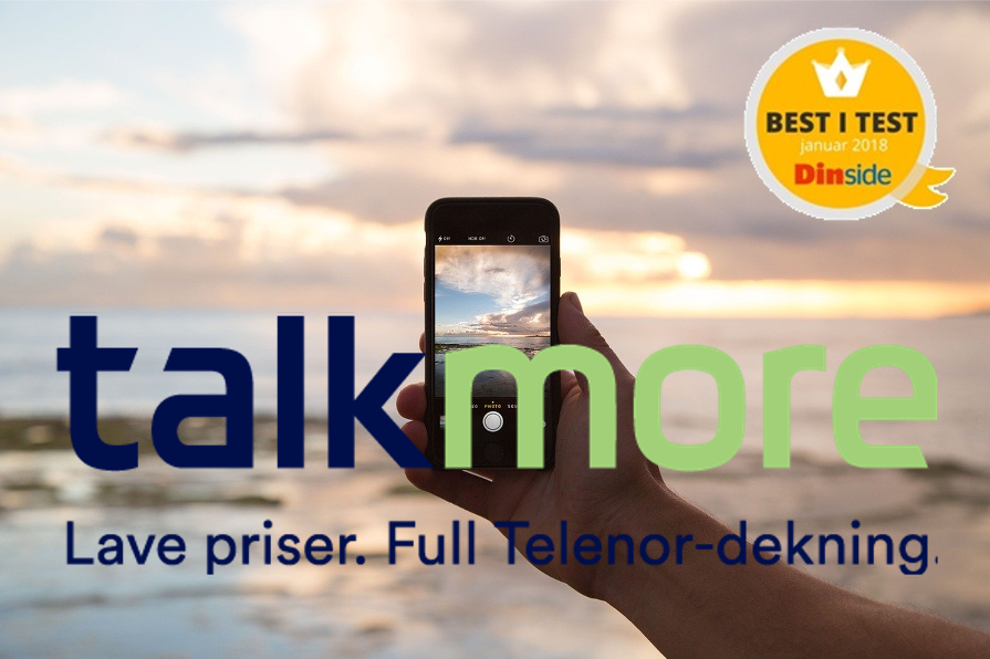 Talkmore grafikk
