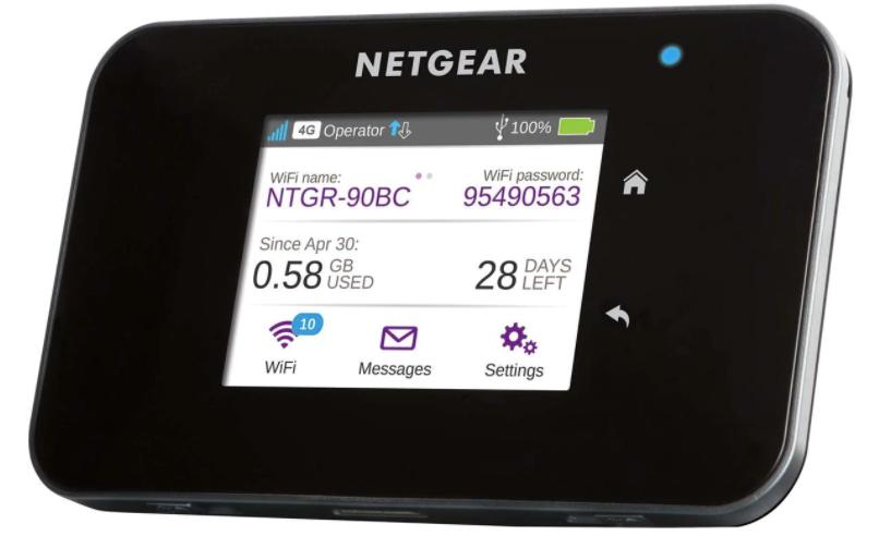 OneCall Mobilt Bredbånd Ruter Netgear 810S 4G