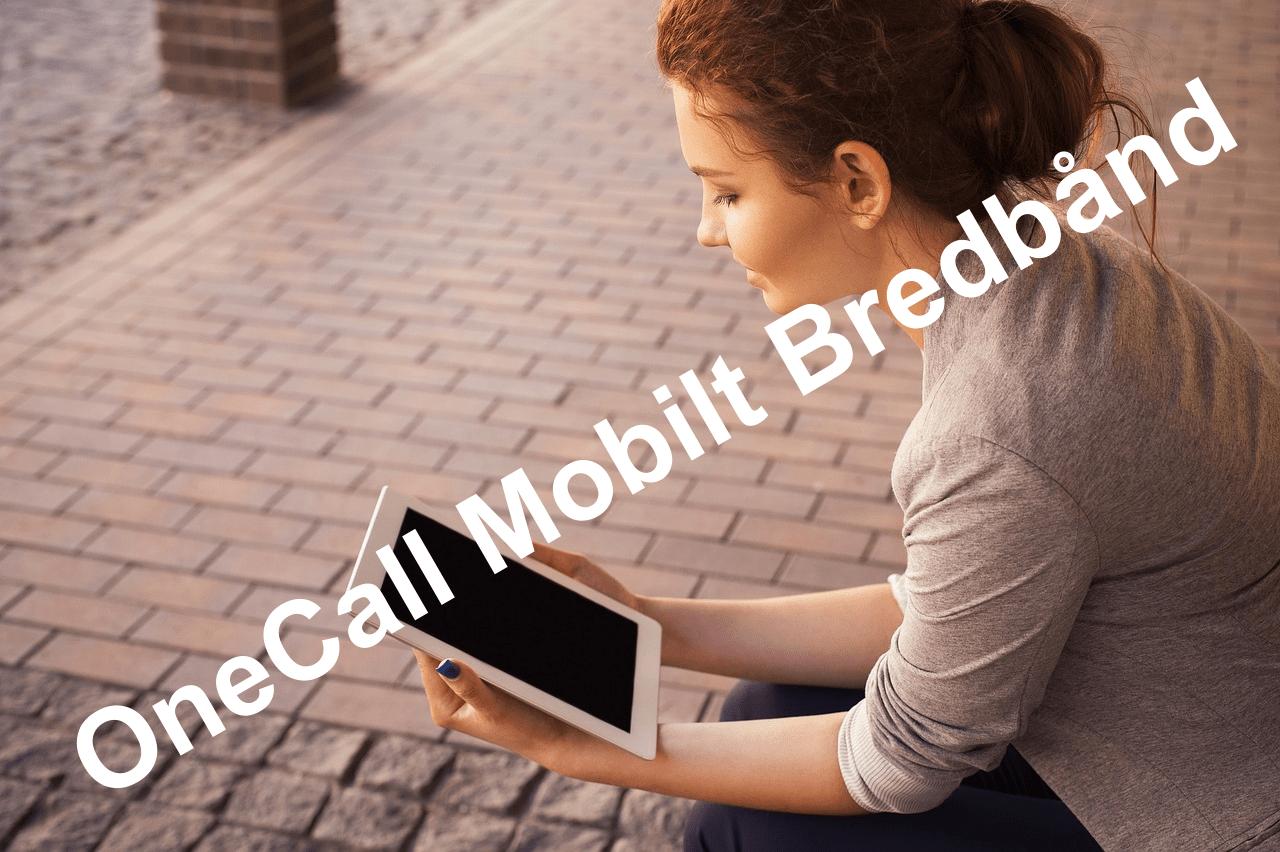 OneCall Mobilt Bredbånd